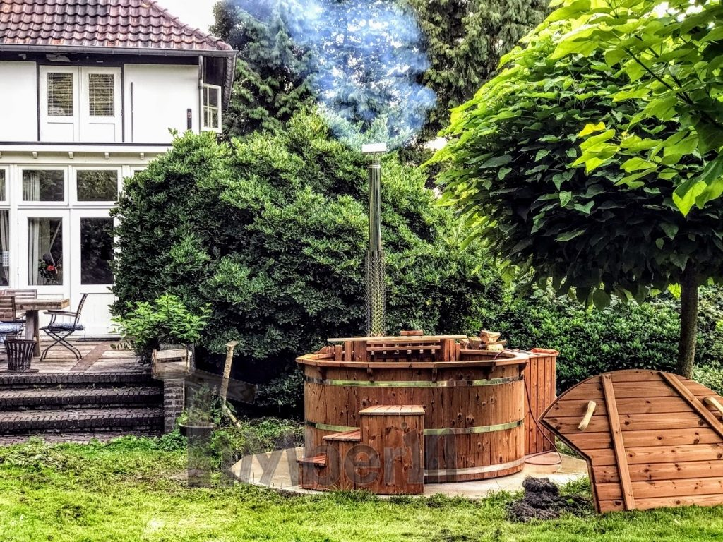Outdoor-Whirlpool-Projekt in Deutschland