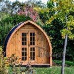 Gartenhütte kaufen