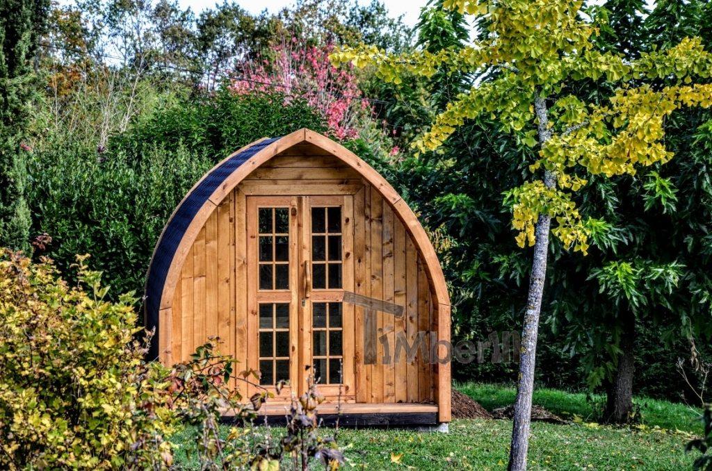 Gartenhütten – Holzhütten kaufen