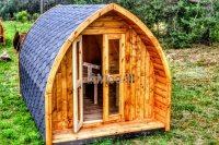 Gartenhütte Holzhütte