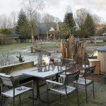 Badefass Gfk Eiche Mit Integrierter Ofen Wellness Royal, Björn Dangers, Gilten, Deutschland