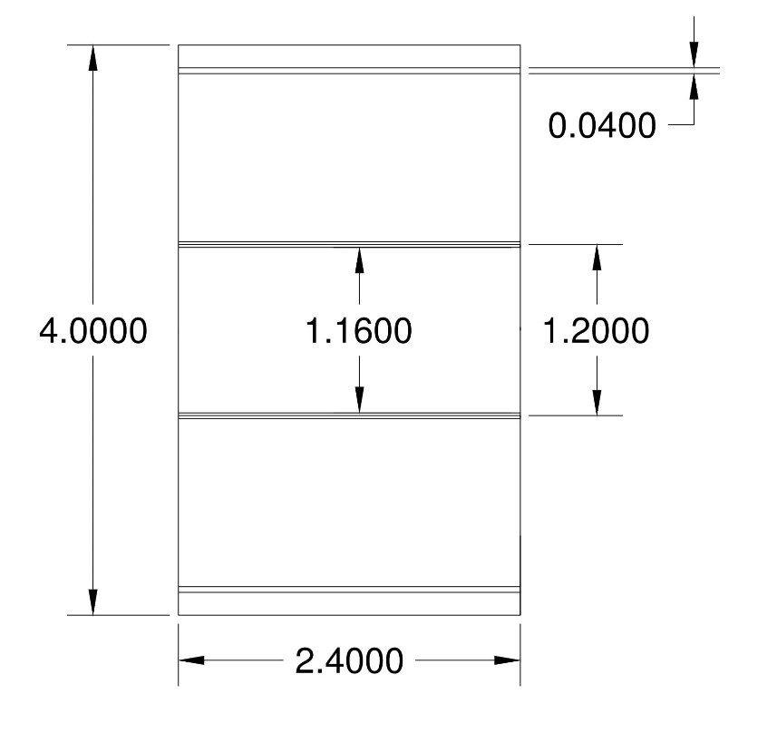 Iglu Sauna 4 Meter